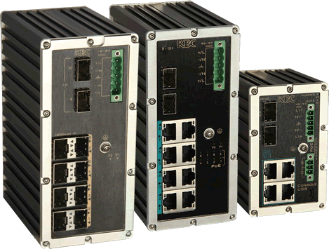 KBC Networks Ethernet Switches