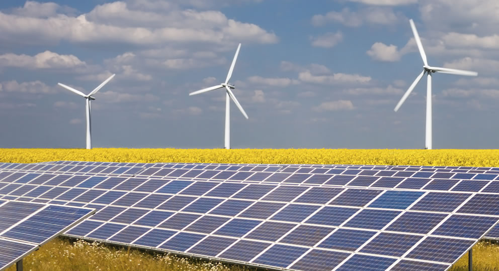 Solar and WindPower Solutions